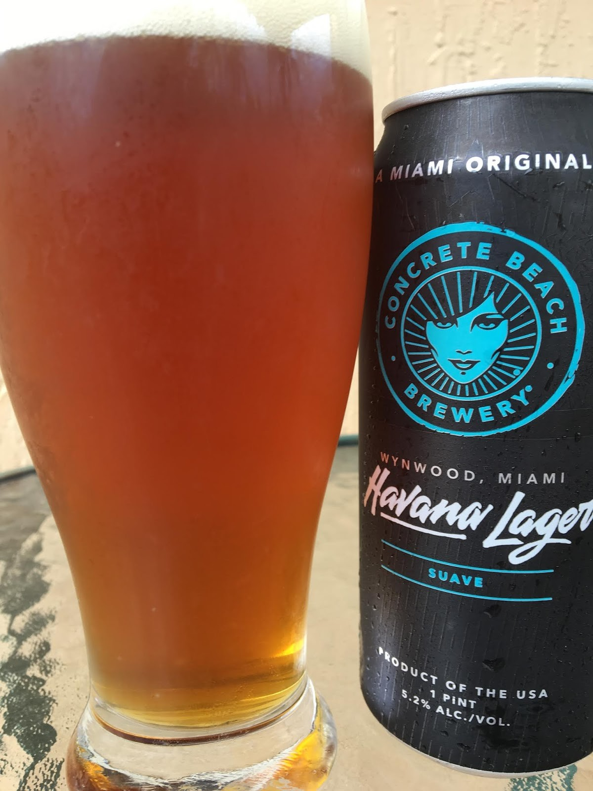 January 2019 Draft of the Month ~ Havana Lager $5