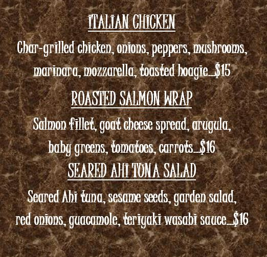 Specials for Friday June 23rd, 2017